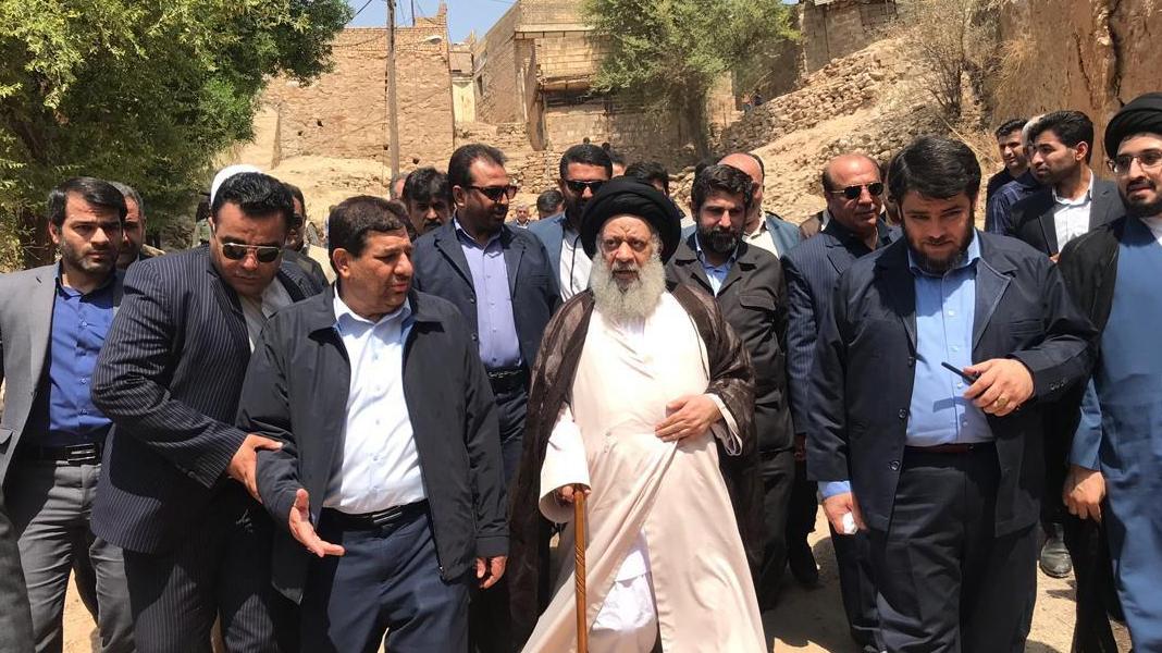 رییس ستاد اجرایی فرمان حضرت امام(ره) خبر داد: ایجاد ۱۰۰۰ طرح اشتغالزایی در مناطق زلزلهزدهی مسجدسلیمان