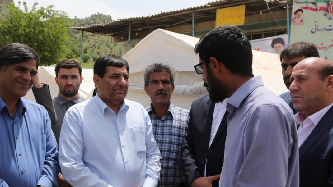 اقدامات ستاد اجرایی فرمان حضرت امام(ره) در مناطق سیلزدهی لرستان