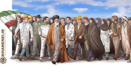 بیانیهی «گام دوم انقلاب» خطاب به ملت ایران